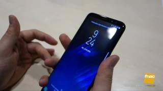 Samsung Galaxy S8 - Expertos FNAC Tech