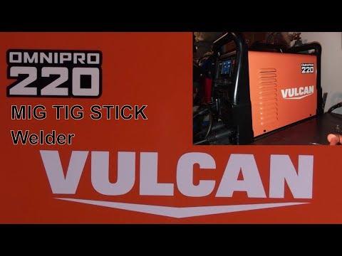 Miller Multimatic 215 >> VULCAN WELDERS - 5 BEST & 5 WORST THINGS ABOUT THEM!!!   Doovi