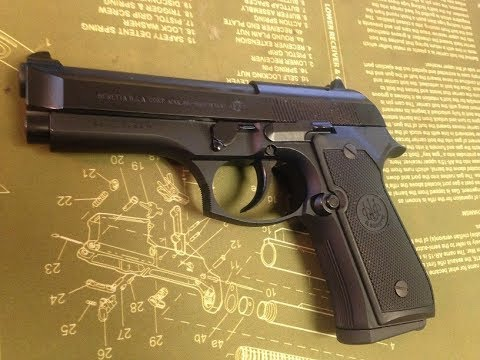 Why You Should Buy a Beretta 96