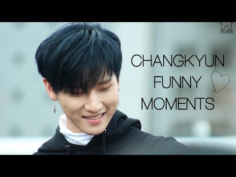 CHANGKYUN FUNNY MOMENTS