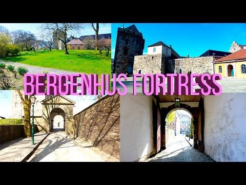 Exploring: Bergenhus Fortress