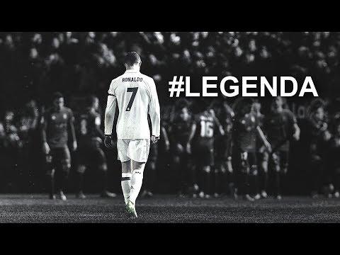 Cristiano Ronaldo - Legenda Realu Madryt ᴴᴰ