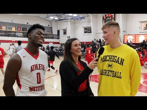 Top 2018 Canadian Prospects Luguentz Dort and Ignas Brazdeikis Sign with Arizona State and Michigan