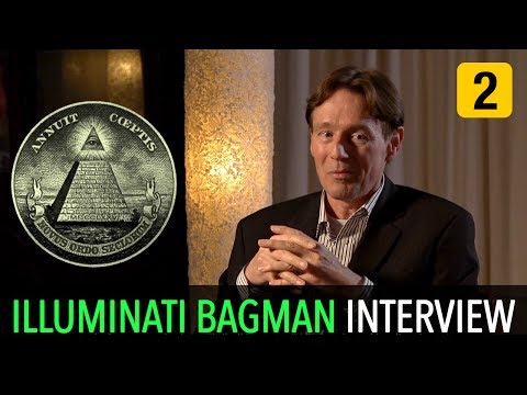 Illuminati Banker Interview: Ronald Bernard [NL/ENG] #2