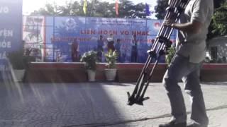 Khai mạc liên hoan võ nhạc TP.HCM năm 2015