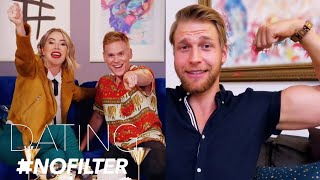 This Guy Is So Hot, Our Comedians Are Stunned | Dating #NoFilter | E!