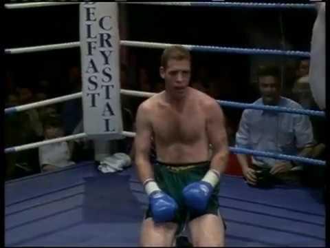 Darren Corbett vs Noel Magee 29.4.1997 - Irish Cruiserweight Title (2nd Rd KO)