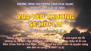 HTTL THÀNH LỢI - Chương Trình Thờ Phượng Chúa - 10/10/2021