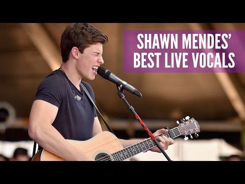 Shawn Mendes' Best Live Vocals