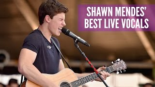 Video Shawn Mendes' Best Live Vocals download MP3, 3GP, MP4, WEBM, AVI, FLV Agustus 2018