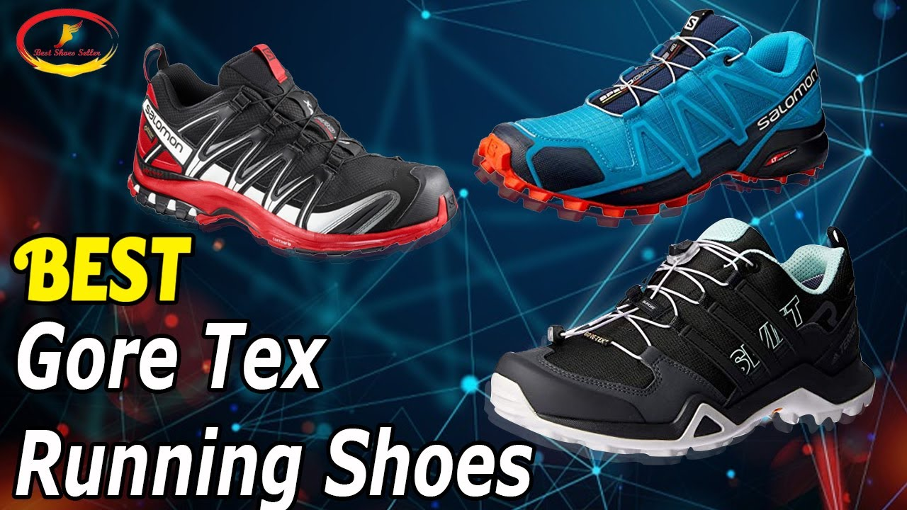 Best Gore Tex Running Shoes (Review) in