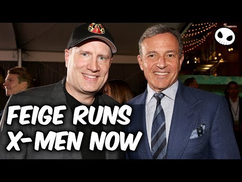Kevin Feige now runs the XMEN!!!