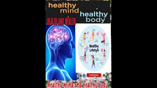 Healthy #mind#healthybody mind ...