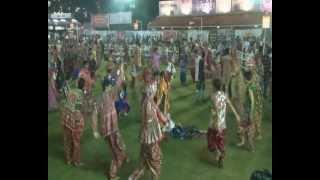 Radhe Raas Garba, Ahmedabad - 2011 - Rajdeep Barot, Vanita Barot - Day 1 Part 2