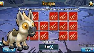 CONSIGUIENDO A ROCIGON Y COMBATES PVP - Monster Legends
