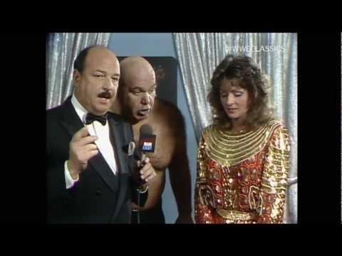 "Faleceu WWE Hall of Famer George ""The Animal"" Steele"