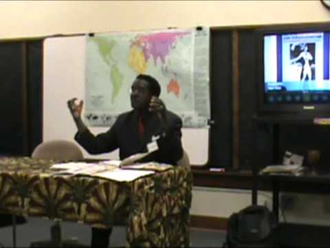 Dr. Ngemi Civilization or Barbarism Seminar Part 1