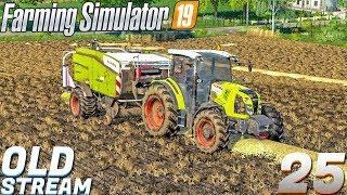 DE RETOUR SUR CETTE CHAINE ! #25 Farming Simulator 19 !