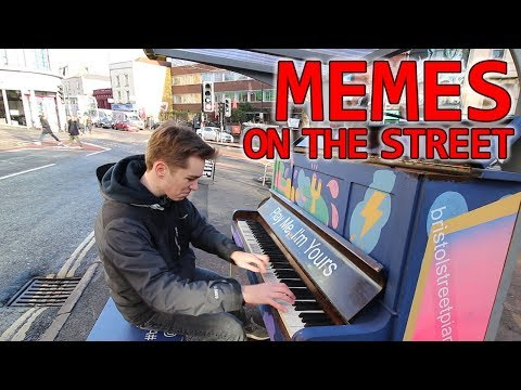 MEMES ON THE STREET