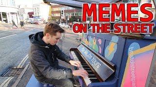 MEMES ON THE STREET