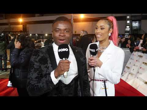 Michael Dapaah | Red Carpet Interview | 2017 MOBO Awards