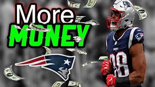 How the Patriots can free up some salary cap before Free Agency
