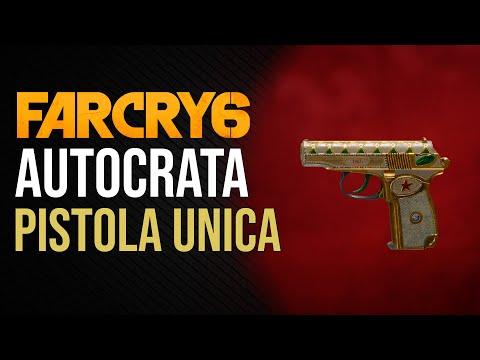 Far Cry 6 - Autócrata - Pistola única