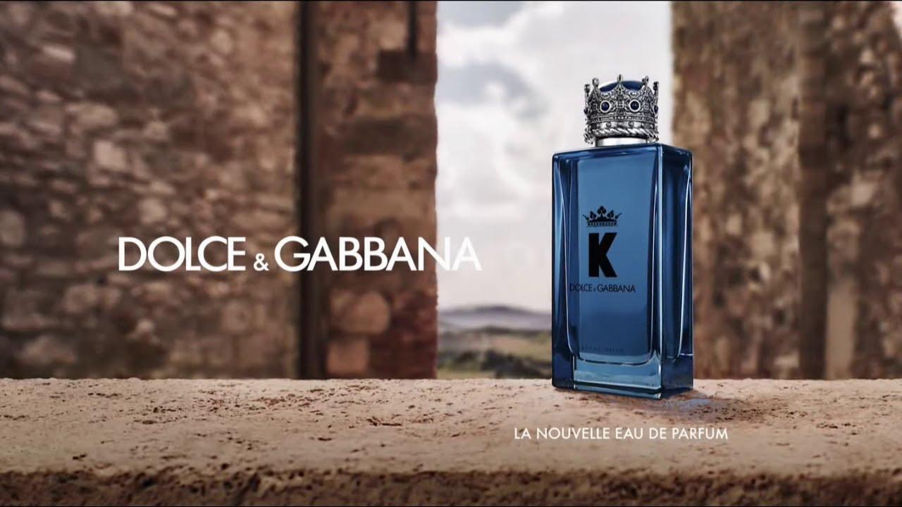 """Musique de la pub K Dolce & Gabbana """"la nouvelle eau de parfum""""  Mai 2021"""