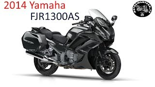 Обзор Yamaha FJR1300AS.