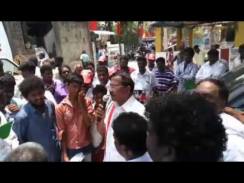 Ma Foi K. Pandiarajan AVADI Constituency AIADMK Candidate Video 4