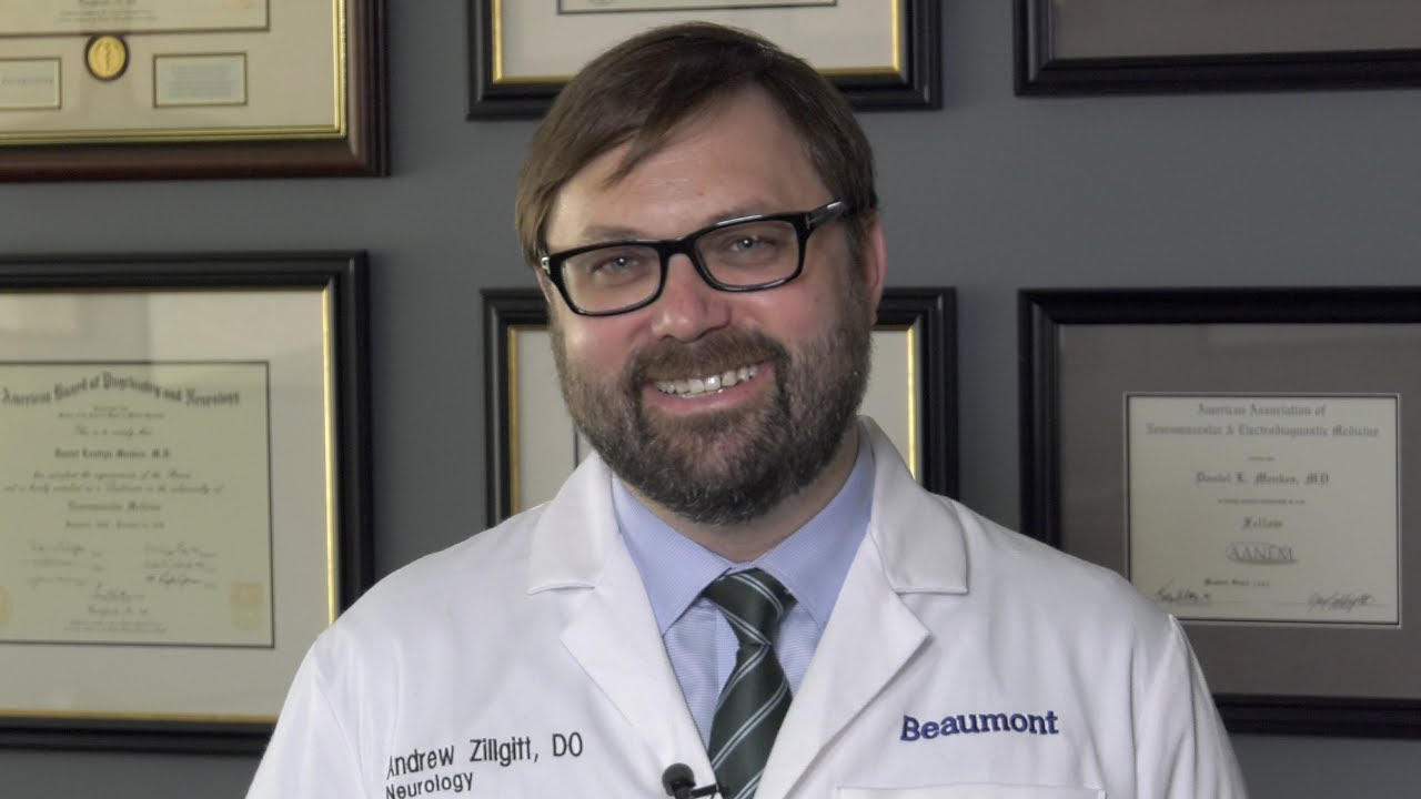 Dr  Andrew J Zillgitt, DO - Royal Oak, MI - Epilepsy Neurology