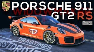 DT Test Drive - Porsche 911 GT2 RS.  Самый быстрый серийный 911.