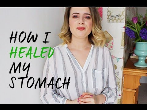 How I Healed My Stomach GERD/Acid Reflux/Stomach Pain