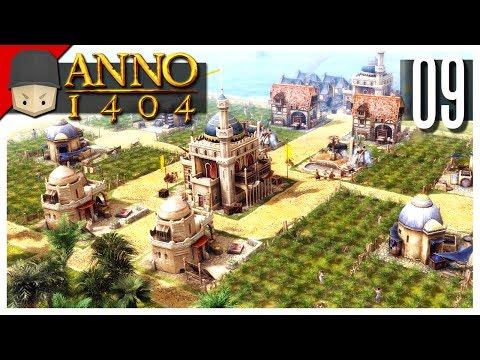 Anno 1404 Venice - Ep.09 : Silk, Indigo & Books!