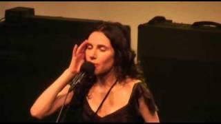 PJ Harvey & John Parish.Sixteen Fifteen Live in Paris Bataclan 1st Night 17 05 2009 HQ