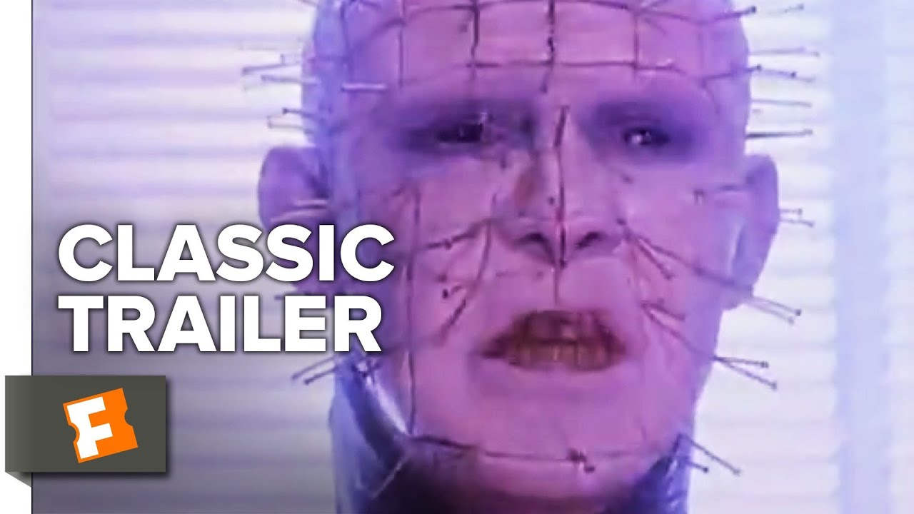 Download Hellraiser (1987) Trailer #1   Movieclips Classic Trailers