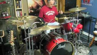 Paralyzer - Finger 11 - Drum Cover by Domenic Nardone
