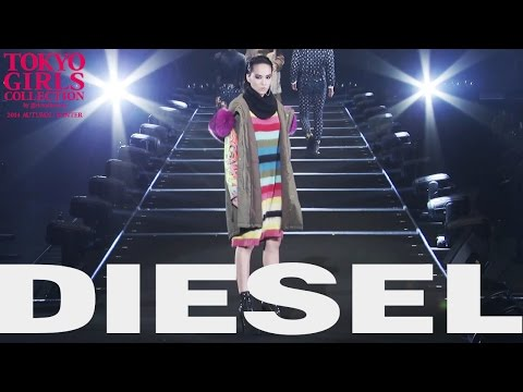 DIESEL/TOKYO GIRLS COLLECTION 2014 AUTUMN/WINTER