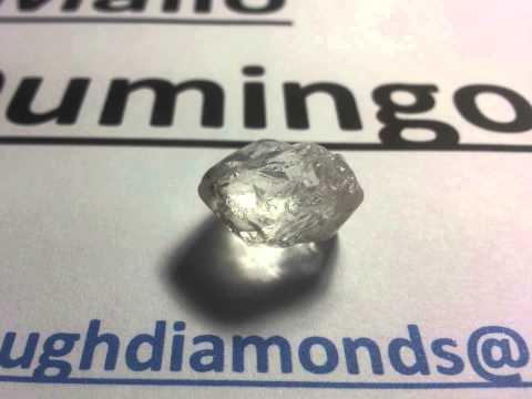 Flawless Uncut Rough Diamonds