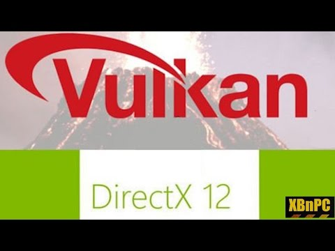 XBnPC - Post Interview with The Khronos Group - A Discussion of Vulkan API & Directx 12!!