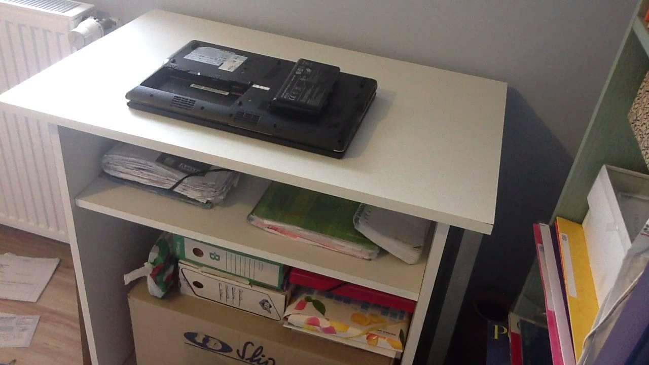 d monter la batterie de son pc monter la batterie de son ordinateur portable youtube. Black Bedroom Furniture Sets. Home Design Ideas