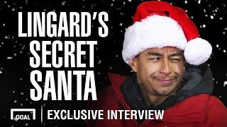 Jesse Lingard39s Manchester United Secret Santa