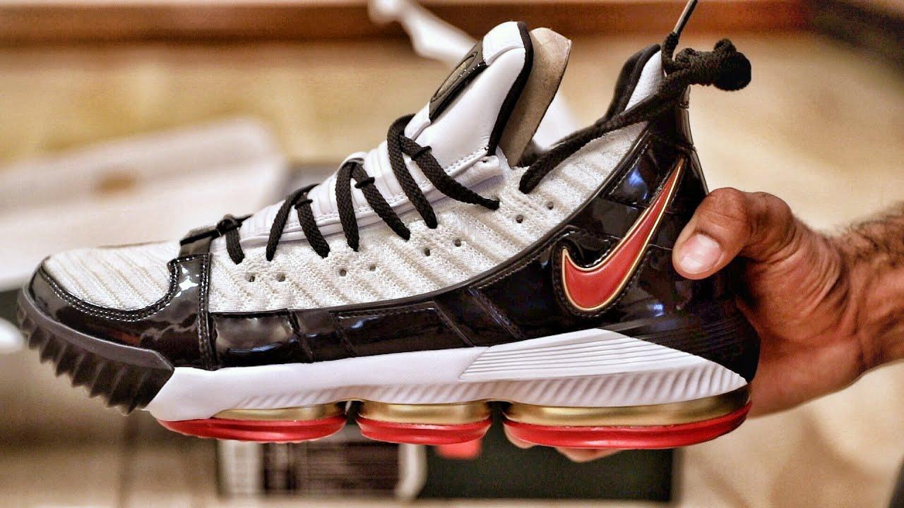 Nike LeBron 16 Remix Lebron 16 SB