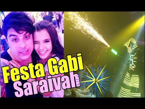 VDC #298 - FESTA GABRIELLA SARAIVAH 13 ANOS - #GabiThirTeen