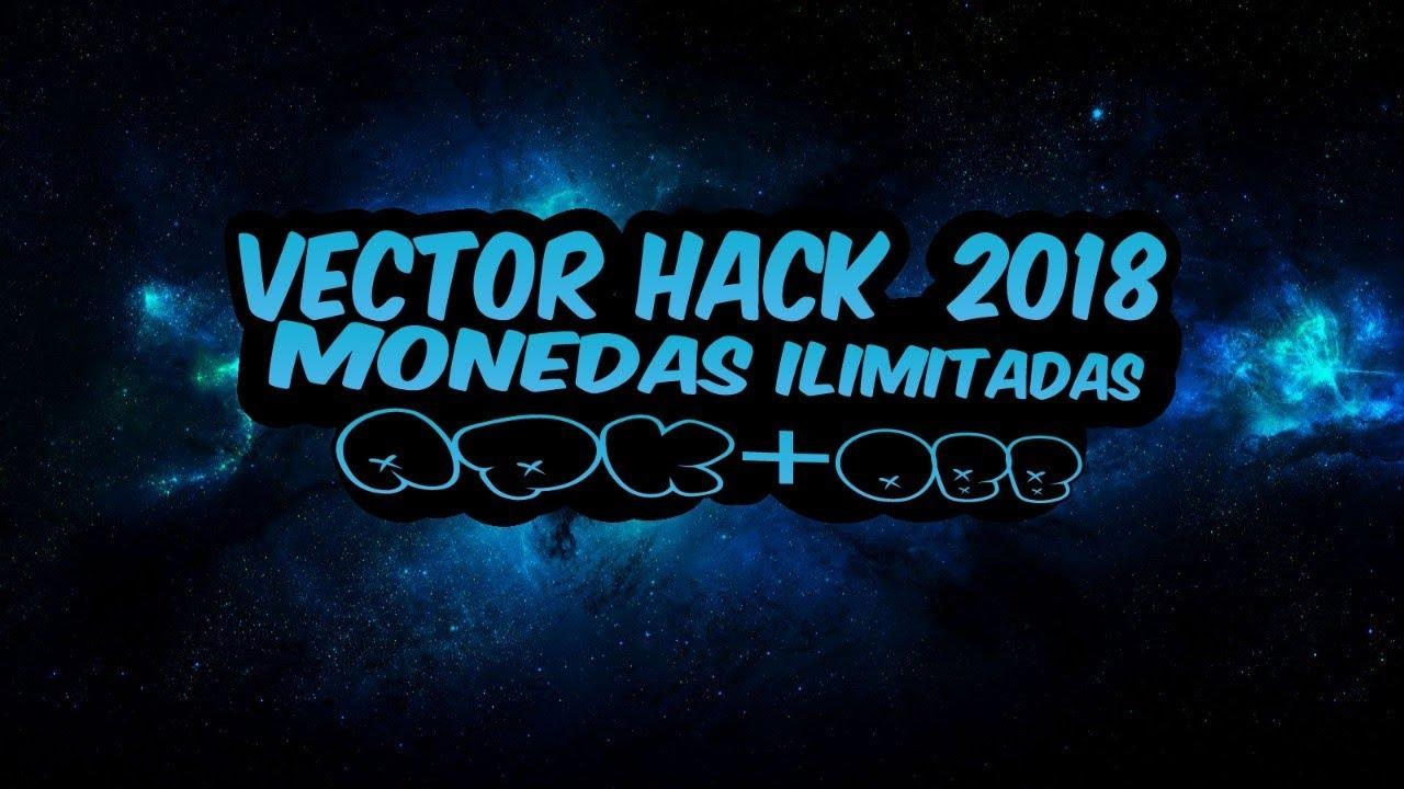 Descarga Vector Hackeado con todo ilimitado 2018 apk