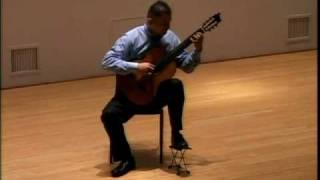 Bach Gigue in E minor BWV 996 Guitar - Gabriel Datcu.mp4