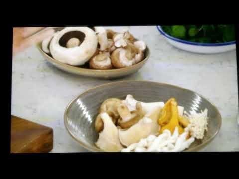 Kill your family with the Mary Berry any kind of wild mushroom recipe!