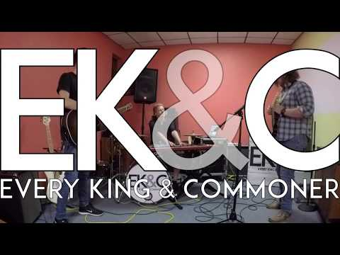 Darling - NEEDTOBREATHE (Cover by Every King & Commoner)