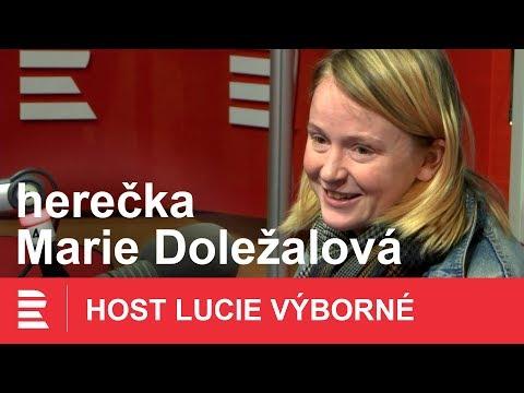 Marie Doležalová: Uvědomila jsem si, že mé dětství je retro