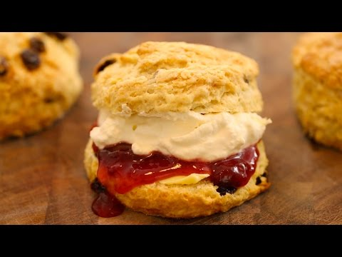 Gemma's Traditional Irish Scones - Bigger Bolder Baking Ep 61